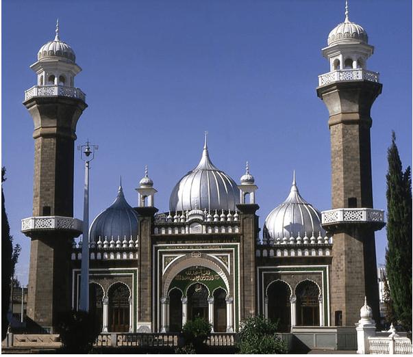 Јамија Џамијата (Најроби, Кенија)