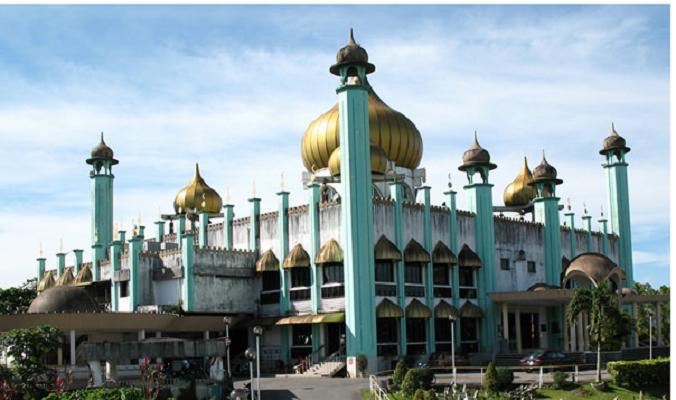Џамија Бахагиан (Малезија)