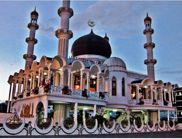 Ахмадија Ислам Џамијата