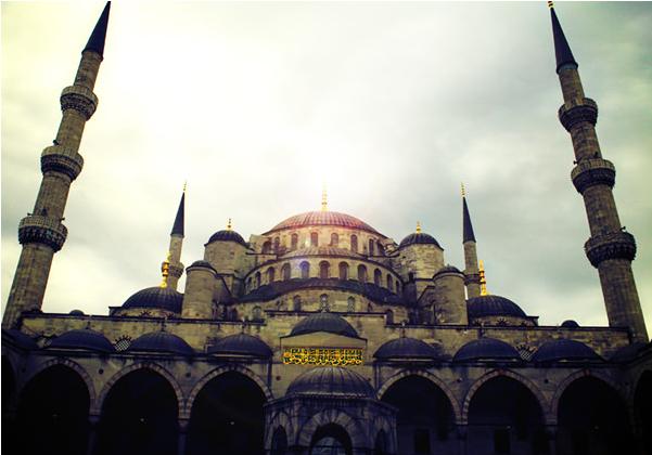 Султан Ахмедовата Џамија (Истанбул, Турција)