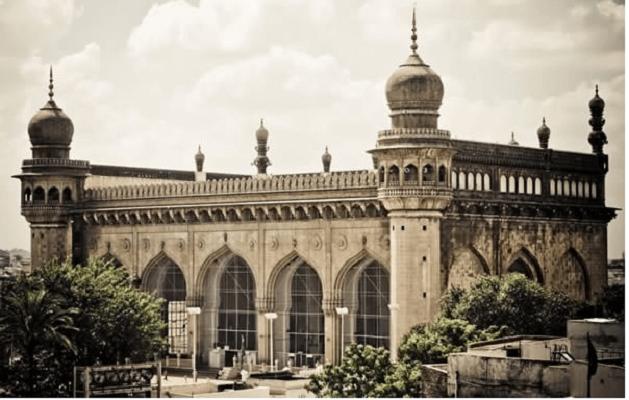 Мека Џамијата (Хајдерабад, Индија)