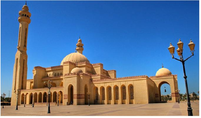 Велика Ал Фатех Џамија (Манама, Бахреин)
