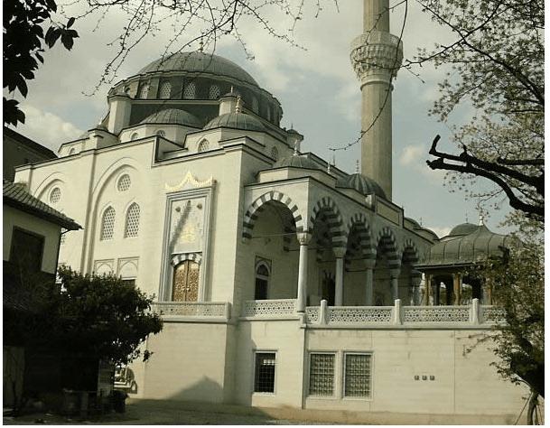 Џамијата во Токио (Токио, Јапонија)