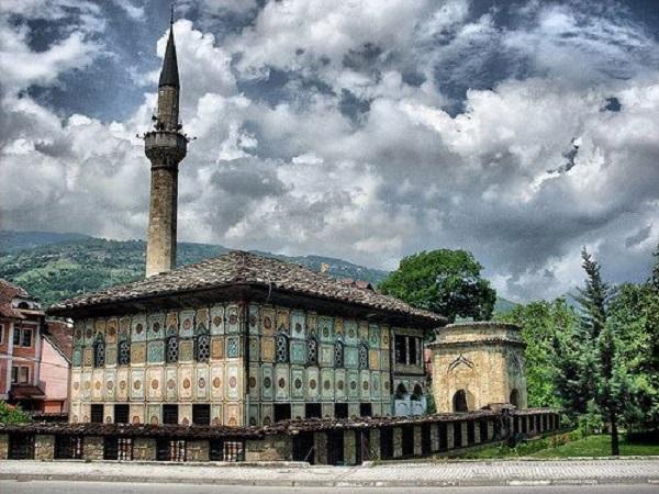 Шарената Џамија Тетово (Македонија)