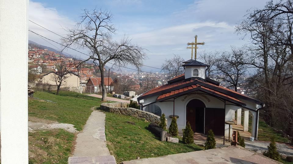 """Кражба во црквата """"Св.Ѓорѓија Победоносец"""" во тетовска Мала Речица"""