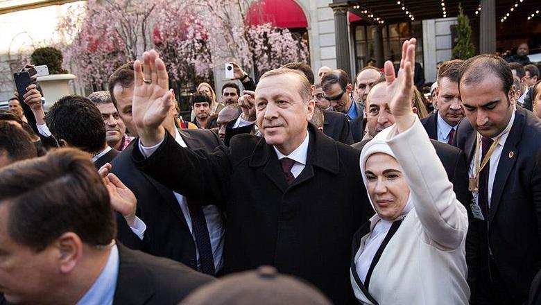 Ердоган: Исламофобијата расте во САД