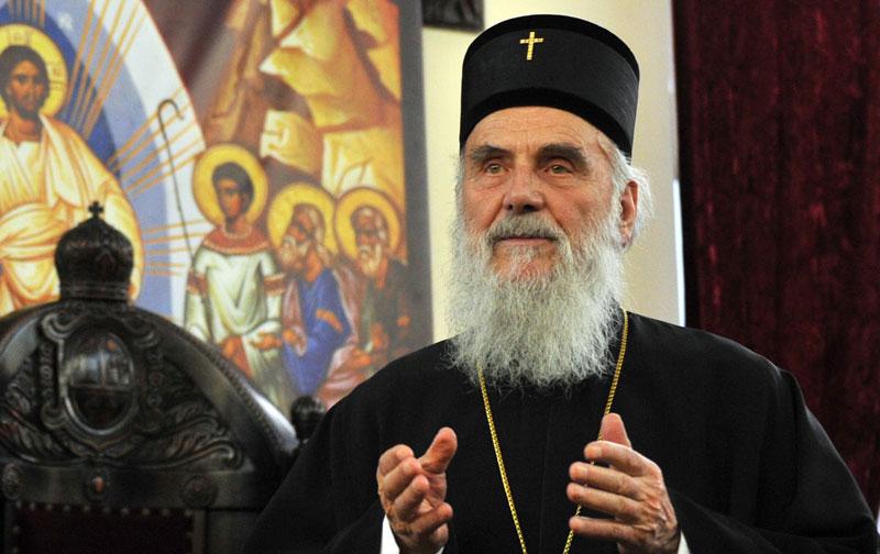 Сочувство од Српскиот патријарх