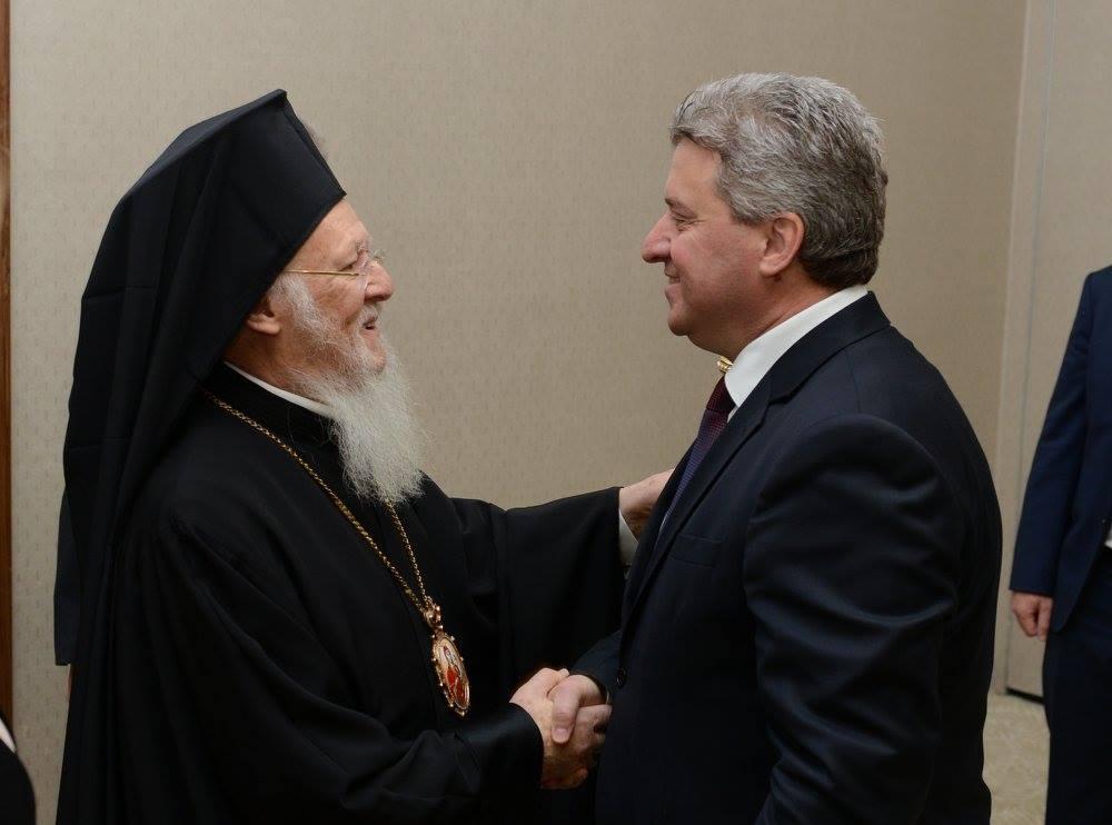 Иванов и Вартоломеј: Дијалогот МПЦ и СПЦ да ги има предвид реалностите