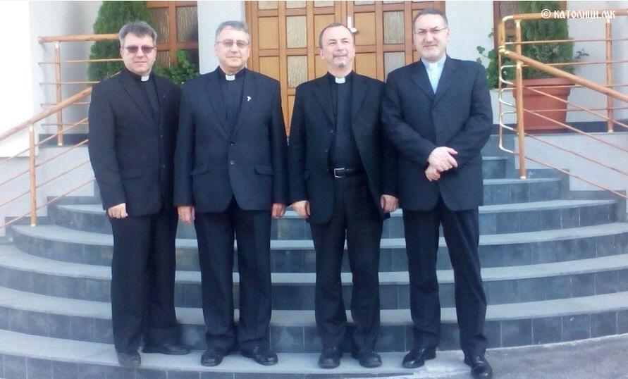 Висок гостин на Католичката црква за Велигден ќе служи во Струмица