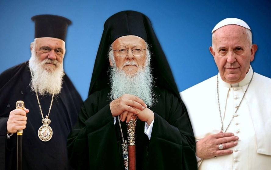 Грчки владици против посетата на Папата на Грција