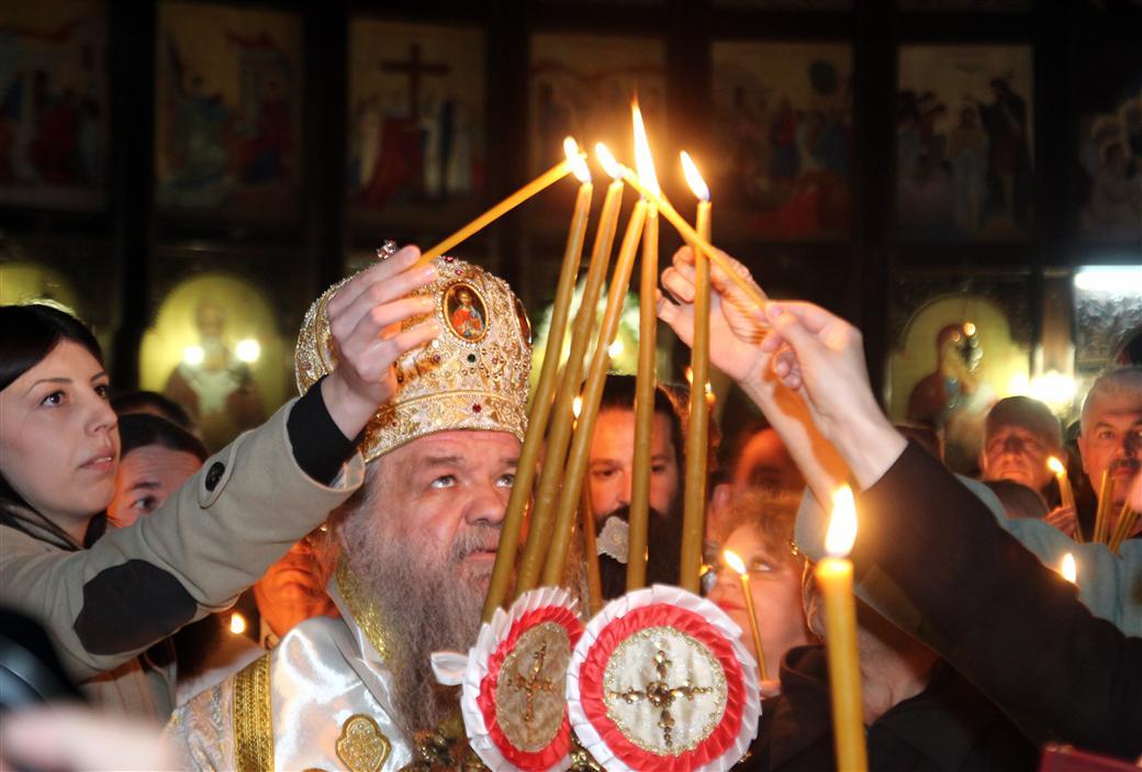 Велигденско послание на Архиепископот Стефан