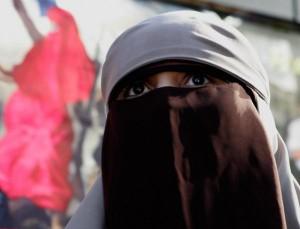 Muslimanka sad