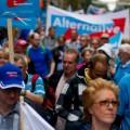 AfD-Demonstration in Düsseldorf