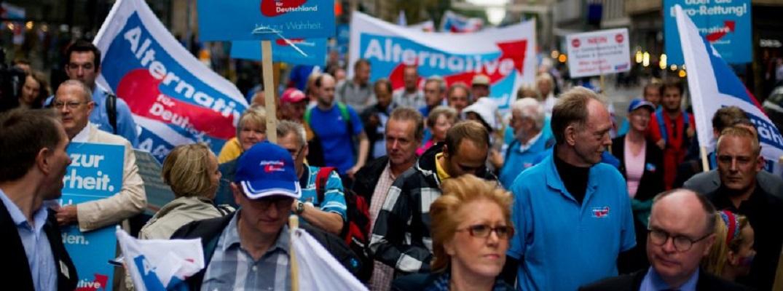 Антисламистите станаа трета најмоќна партија во Германија