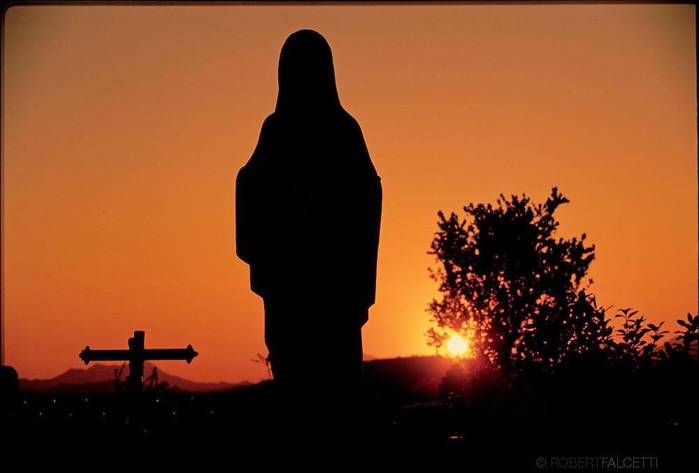 Статуата Марија од Назарет во Македонија