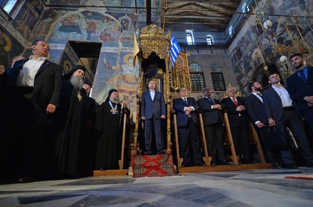 Скриената симболика од посетата на Путин на Света Гора