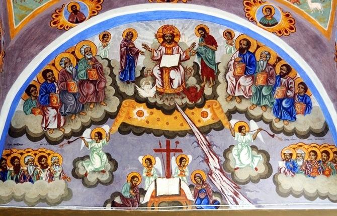 Денеска се појавува светиот крст во Ерусалим