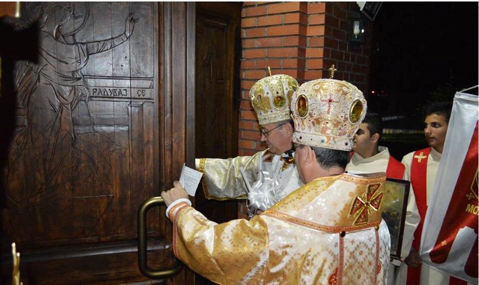 Велигден го чествуваа и Католиците од византиски обред во Македонија