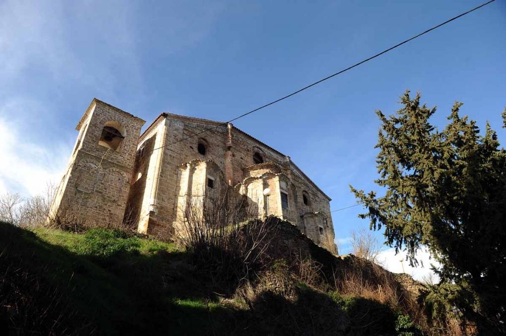 """Целосна заштита на црквата """"Свети Илија"""" во Стар Дојран"""