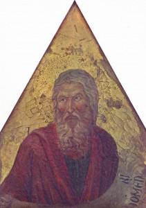 sveti prorok isiaija