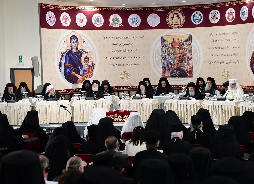 КРИТ: Неприфаќањето на соборските решенија води кон ереси