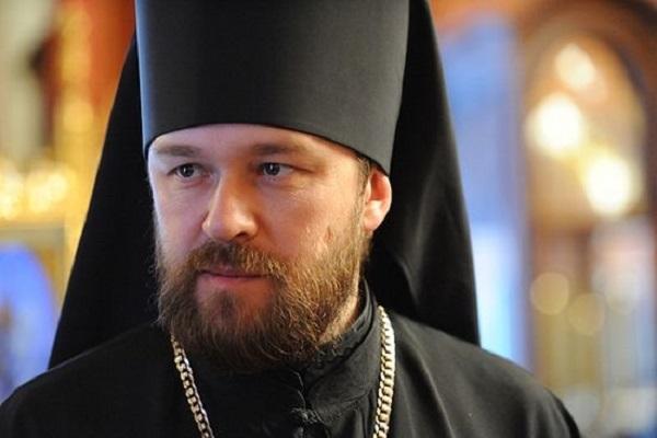Иларион Алфеев:Ние водиме војна за заштита на свештените граници на нашата Црква