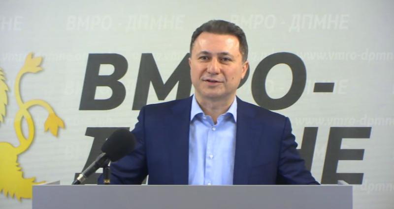 ГРУЕВСКИ: Да градиме заеднички живот во Македонија, темелен на почитување и заеднички напредок