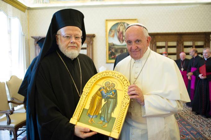 Papa Vselenska 2