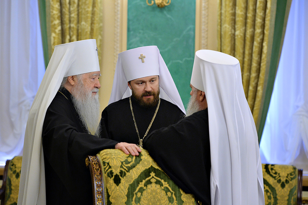 ПОСЛЕДНА ВЕСТ! Руската православна црква нема да оди на Крит