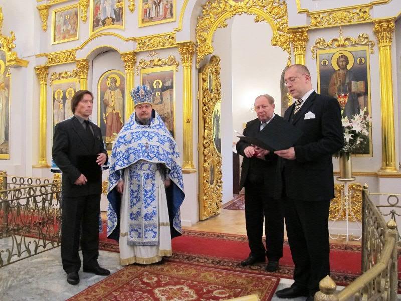 Тешки обвинувања од Москва: Вартолмеј сака да биде Православен Папа