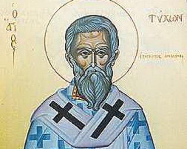 Денеска е Свети Тихон Чудотворец