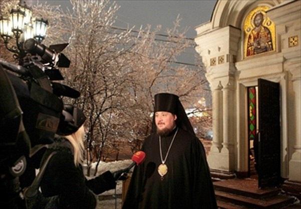 Руската патријаршија го повлече членот од организациониот одбор за Соборот на Крит