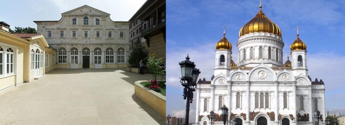 Соборот пред распад, Москва и Фанар меѓусебно се обвинуваат
