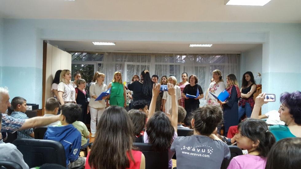 Митрополитот Јосиф гостин на матурската прослава во домот за деца без родители