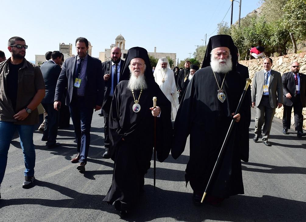 Соборот ги повика четворицата поглавари да дојдат на Крит