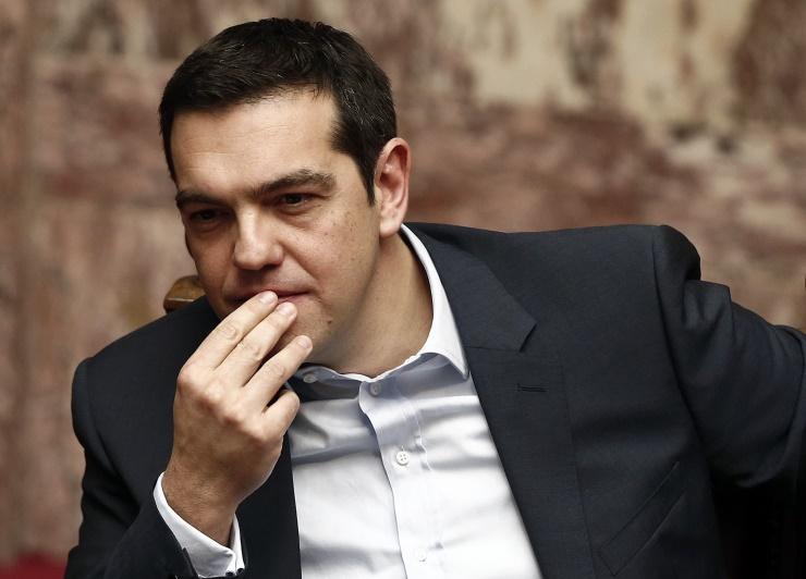 Света Гора не го прима Ципрас