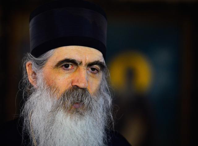 """Насекаде гледа """"Американци"""" митрополитот Бачки, кој ја откри """"Мајката Црква"""" во Ерусалим"""