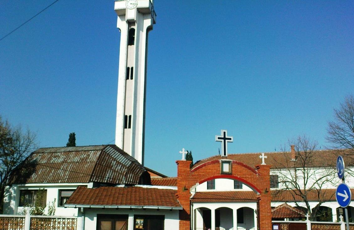 """Целосно ќе биде реновира црквата """"Свети Кирил и Методиј"""" во Гевгелија"""