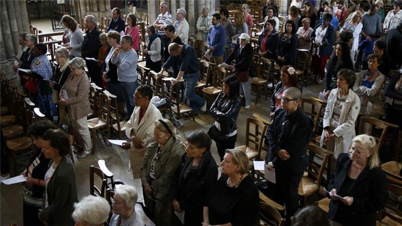Напаѓачот од црквата ги повикува муслиманите да ја уништат Франција