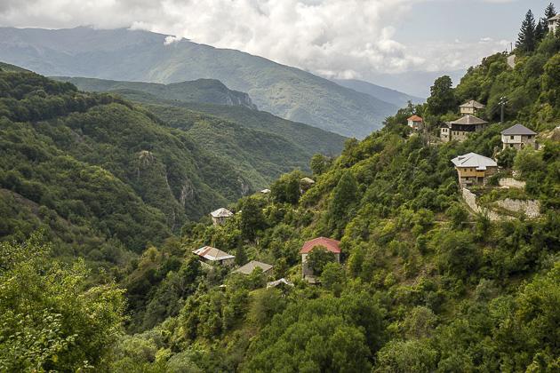 Hike from Janče to Galičnik