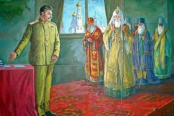 Иконата што го исплаши Сталин