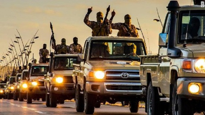 Исламскиот тероризам