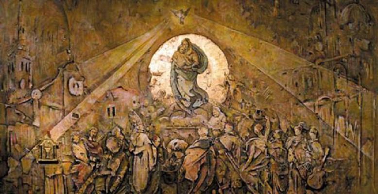 Денеска се слави првата Црква во чест на Богородица