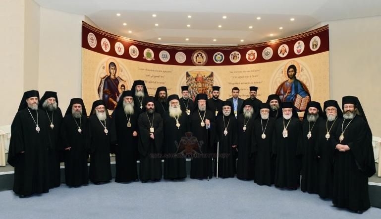 Кипарскиот Синодот одлучува по спомнувањето на Епифаниј од Хризостом на литургија
