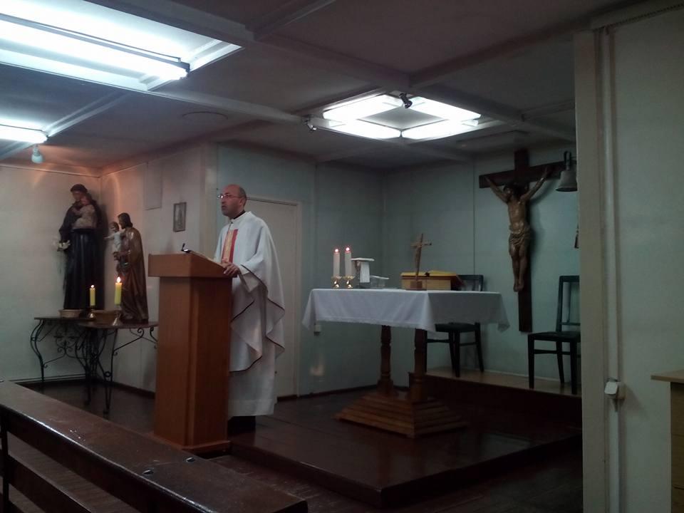 "Католиците ја слават ""Голема Богородица"""