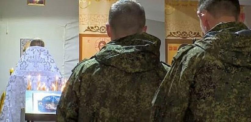 Руските војници изградиле црква во базата во Сирија