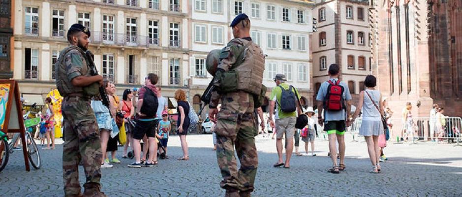 Рабин избоден во Стразбур, го нападнал џихадист