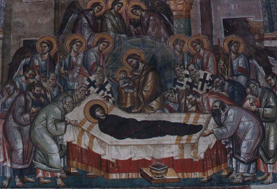 """Зошто и од кога се слави """"Голема Богородица"""", објаснување на Бигорските монаси"""