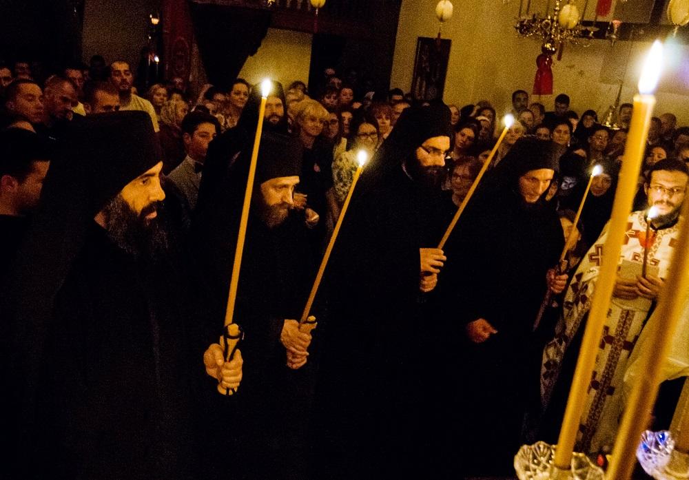 Ова се новите четворица монаси на Бигорското братство
