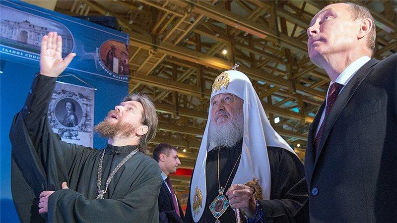 ДНЕВНИК: Духовникот на Путин и викар на Рускиот Патријарх доаѓа во Македонија